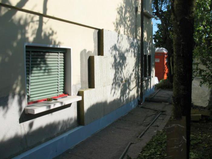 Cappotti isolamenti termici mantova isolamento termico for Isolamenti termici
